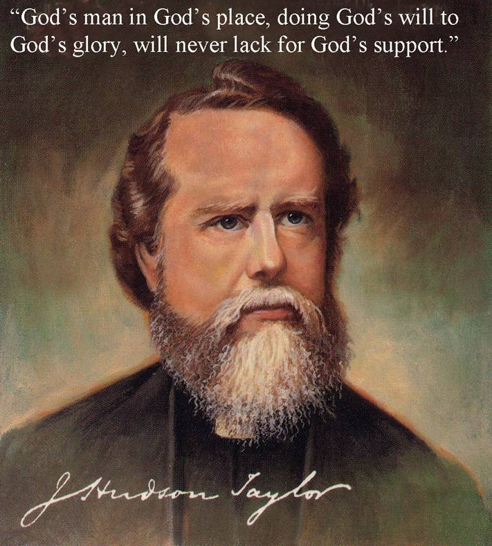 the life and ministry of hudson taylor Here's how hudson taylor worked through such a situation  you can learn much more about hudson's life of exceptional christian faith and service in my book hudson taylor,  a god-directed orphan ministry (charles spurgeon) september 20, 2018 charles spurgeon's outlook on sharing the gospel september 4,.